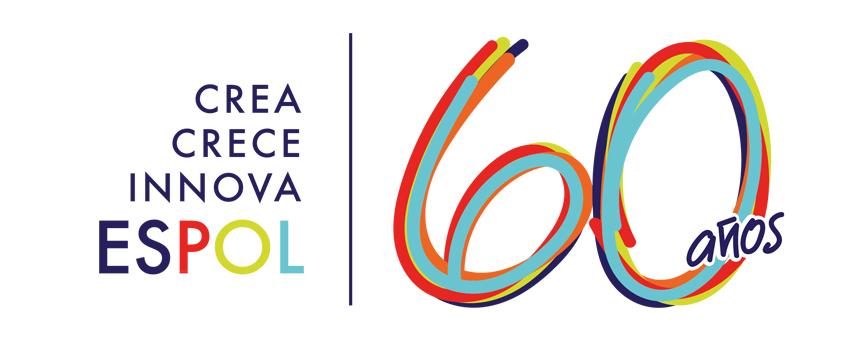 Presentación del logo conmemorativo de los 60 años de ESPOL
