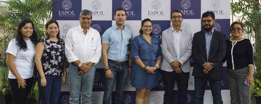 """ESPOL presenta el programa """"Desastres Naturales: El conocimiento salva vidas"""""""