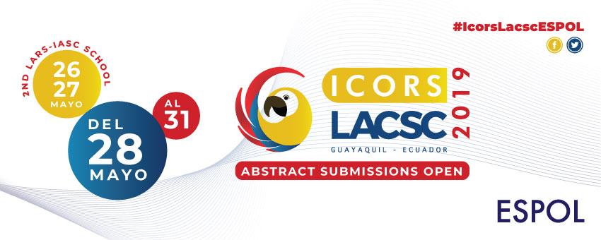 ICORS-LACSC 2019, dos congresos internacionales de estadística se realizarán en ESPOL