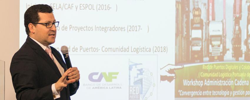 ESPOL, pionera en impulsar una comunidad clúster