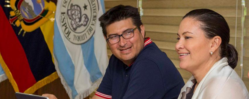 ESPOL y el Ministerio de Ambiente renuevan su alianza para fortalecer la gestión ambiental del país