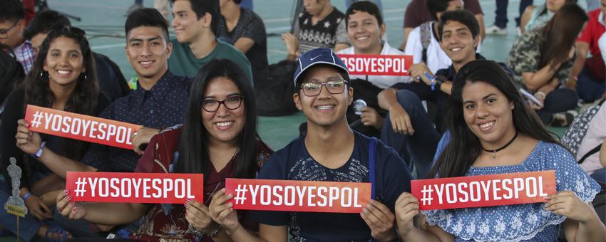 ESPOL recibe a más de 500 nuevos estudiantes