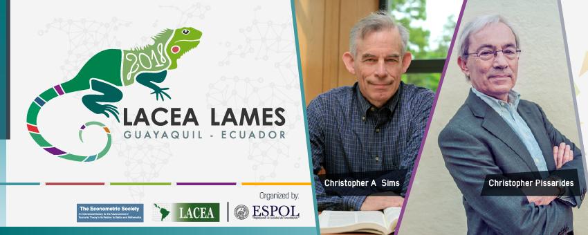 Nobeles de Economía visitarán ESPOL en conferencia LACEA LAMES 2018