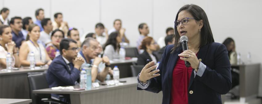 Autoridades de ESPOL presentan Informe de Rendición de Cuentas 2018