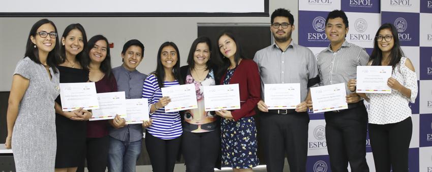 En ESPOL se vivió una jornada dedicada a los proyectos de Vinculación con la Sociedad
