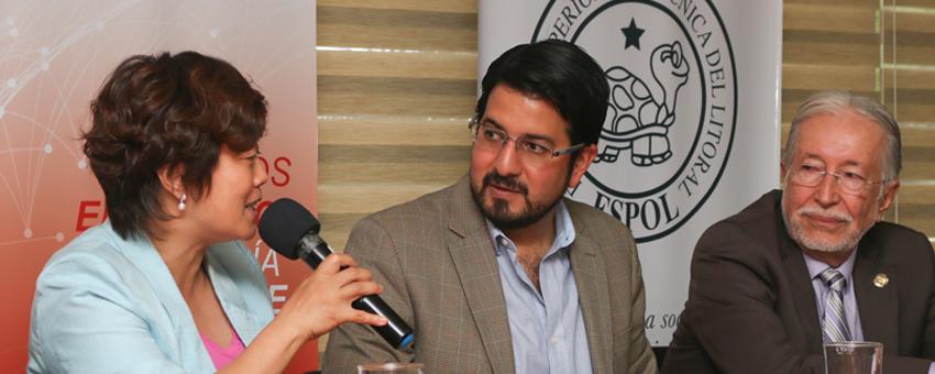 ESPOL, MIPRO Y BYD firman memorandos para impulsar la ZEDE del Litoral