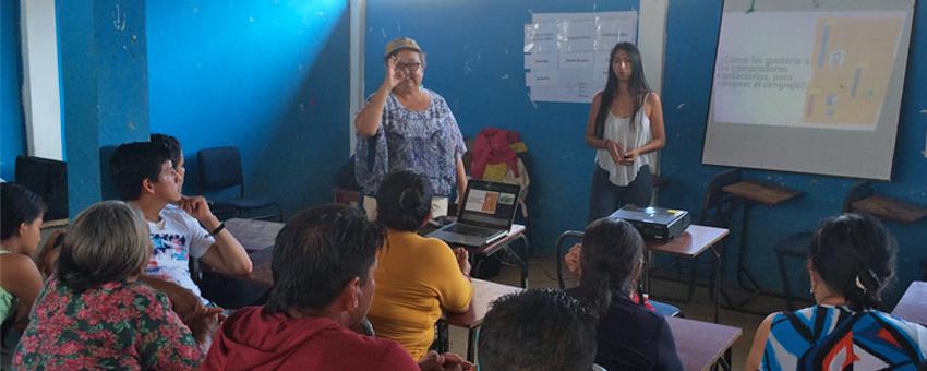 La ESPOL trabaja con comunidades del Golfo de Guayaquil