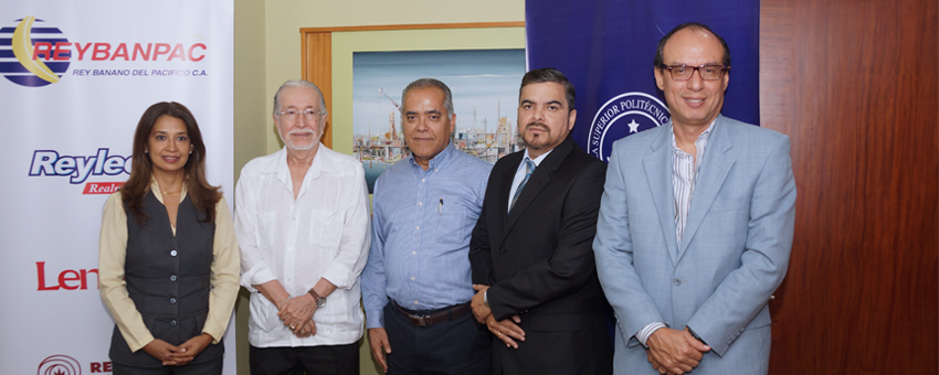 ESPOL firma convenio de cooperación e impulsa el Desafío Reybanpac