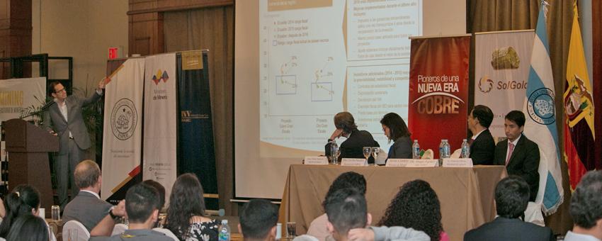 Ecuamining: Un congreso universitario dedicado a la Industria Minera