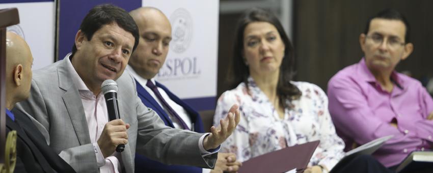 En ESPOL se analizó el Proyecto de Ley de Eficiencia Energética