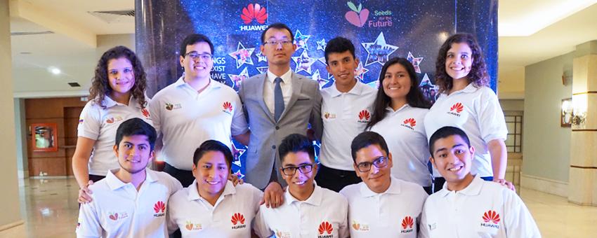Estudiantes de la ESPOL premiados con un viaje a China