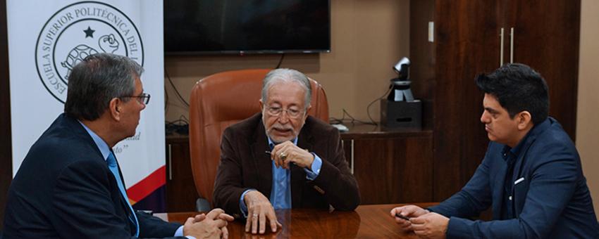Acuerdo de Cooperación entre LEMAT–ESPOL y el Servicio Ecuatoriano de Normalización, INEN