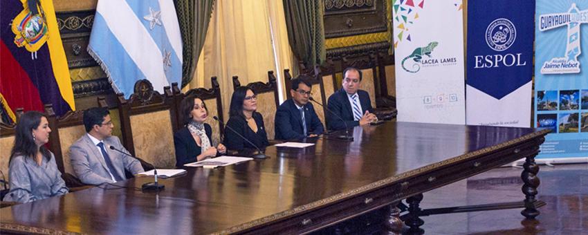 Guayaquil y ESPOL acogerán a élite de la Economía Mundial