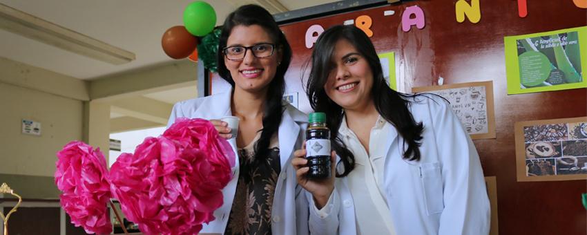 Politécnicos desarrollan productos nutricionales innovadores