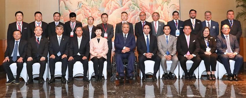 Rectora de la ESPOL participa en Foro de Inversiones en China