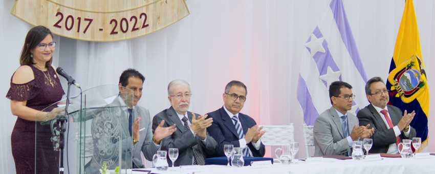 Cecilia Paredes y Paúl Herrera asumen el reto de construir la ESPOL del futuro