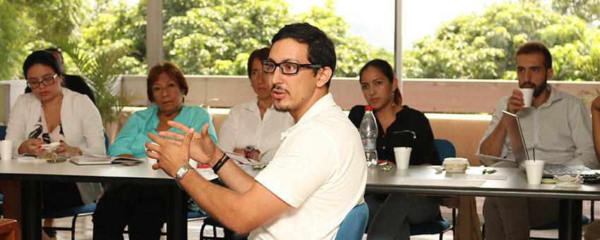 Representantes de Unidades de Vinculación con la Sociedad se reúnen en la ESPOL