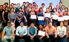 Moradores del recinto La Unión pretenden mejorar sus negocios con propuestas de estudiantes de la FCSH