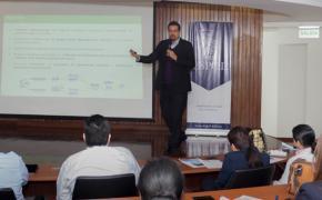 En la ESPOL se realizó taller sobre la administración de la cadena logística y portuaria