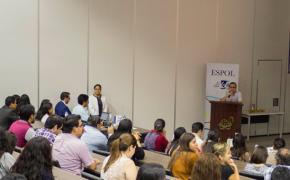 Estudiantes de la ESPOL presentaron propuestas innovadoras de reingeniería de alimentos