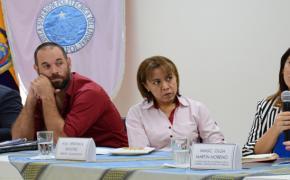 Comité Consultivo de Licenciatura en Turismo se desarrolla en la ESPOL
