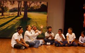 EDCOM promueve el arte a través de Clubes de Teatro Corporal Comunitarios
