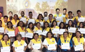 Estudiantes de FCSH en Proyecto de Asesoramiento Financiero