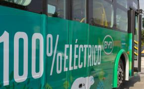Recorrido de primer bus eléctrico cero emisiones en Guayaquil