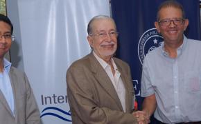 La ESPOL firma convenio con Interagua