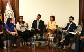 ESPOL conmemoró Día Internacional de los Derechos Humanos