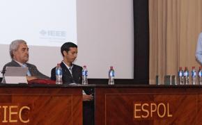 ESPOL conmemora Día de las Telecomunicaciones