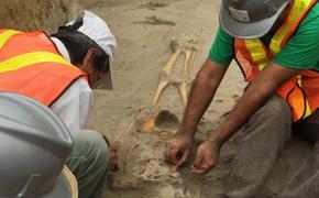 Investigadores de la ESPOL hallaron restos arqueológicos en San Pedro de Manglaralto