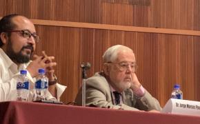 Académicos de la ESPOL participaron en congreso internacional de Arqueología en México