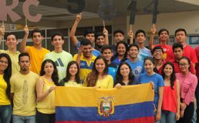 Robota - ESPOL representa a Ecuador en concurso FIRST