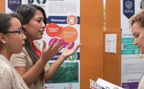 Estudiantes de la  ESPOL expondrán 329 proyectos en Expo Materia Integradora