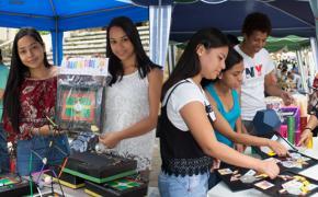 Estudiantes desarrollaron emprendimientos con juegos didácticos sobre Ciencia y Tecnología