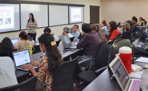 Experta en innovación y emprendimiento visitó ESPOL