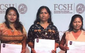 Estudiantes fortalecen a mujeres de Recinto La Unión